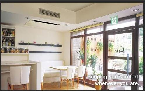 Room Air Conditioner Types