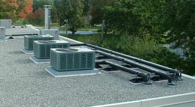 Condenser Pad For Ac System